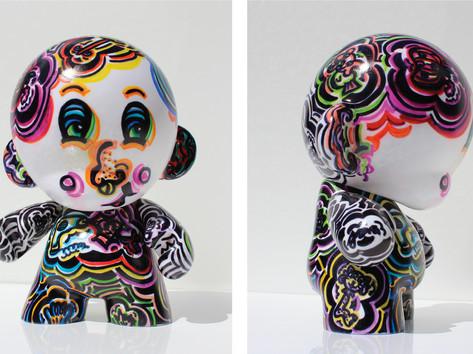 Kidrobot Munny Contest, Vancouver, BC