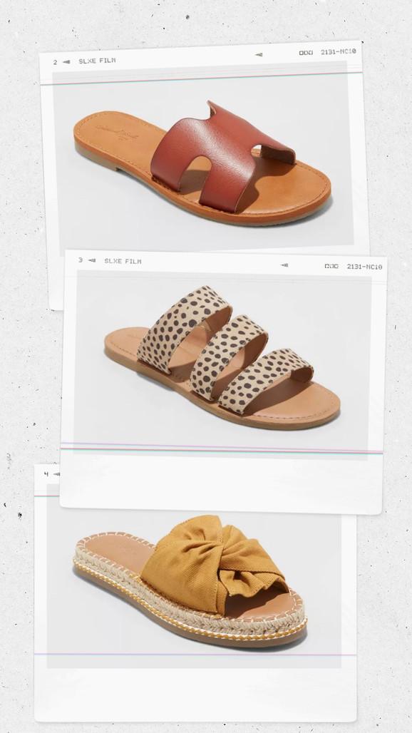 Spring Shoe Sales