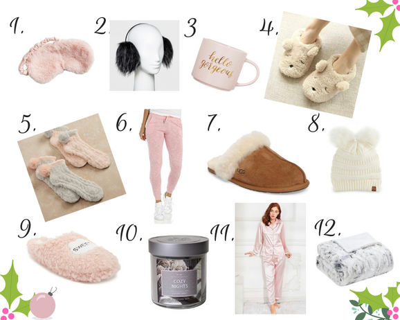 Cozy Holiday Gift Guide for Her