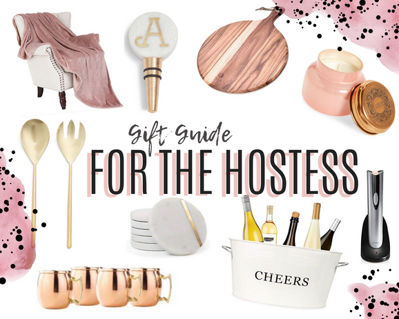 Gift Guide for the Hostess 2019