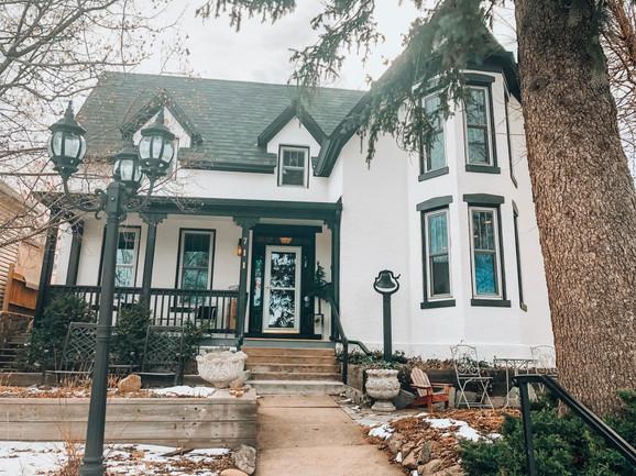 Dove Inn, Golden, CO