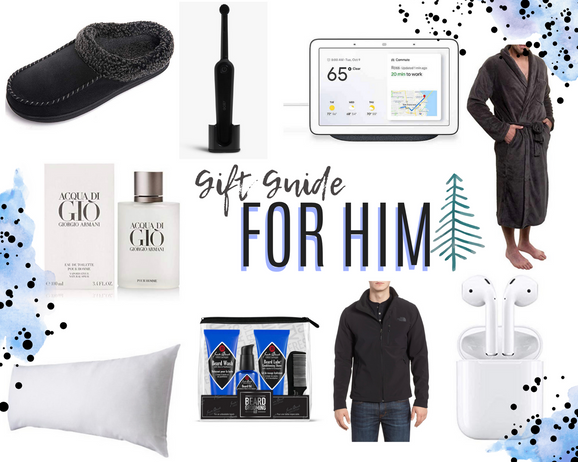 Gift Guide for Him 2019