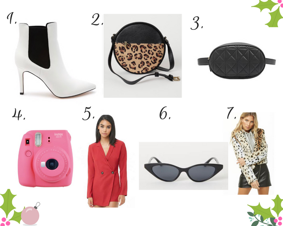 Holiday Gift Guide for the Trendy Girl