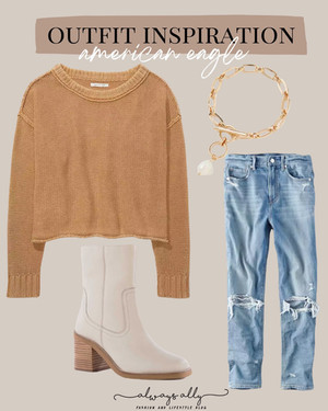 5 Fall Outfit Ideas from American Eagle