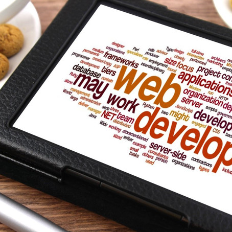 Hints and tips for managing website development