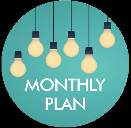 Monthly Retainer (min 3 months)