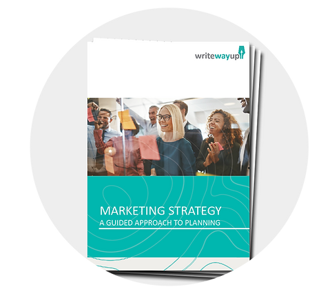 COMING SOON: Marketing plan template with section-by-section guidance