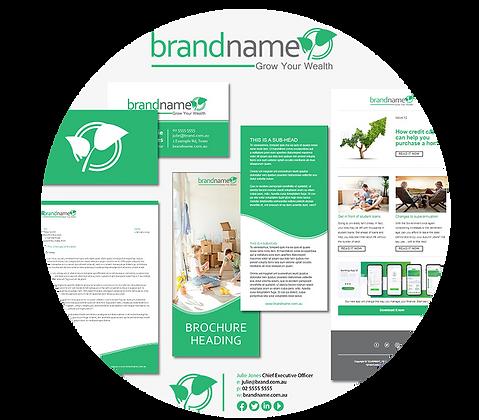 Complete Branding Kit