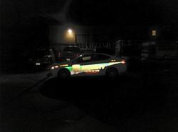 Highly visible patrol cars!