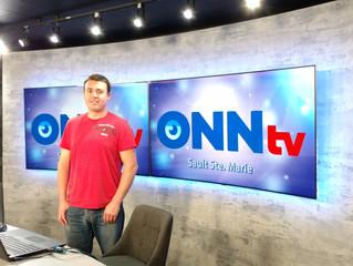 Proud partnership with Sault Online/ONN TV!