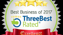 KC Security Services ranked as a top security services provider from Three Best Rated!