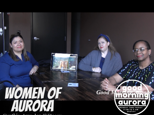 Thursday | 2/25/2021 | The Women Of Aurora On GMA (On Location: Society 57)