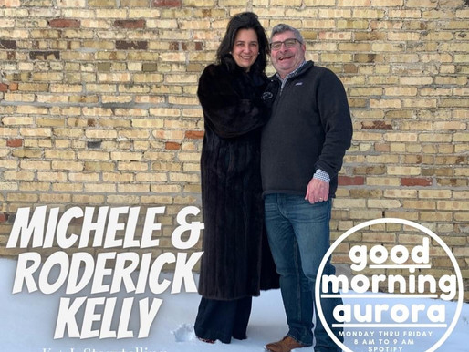 Monday | 2/1/2021 | K + L Storytelling (Michele & Roderick Kelly)