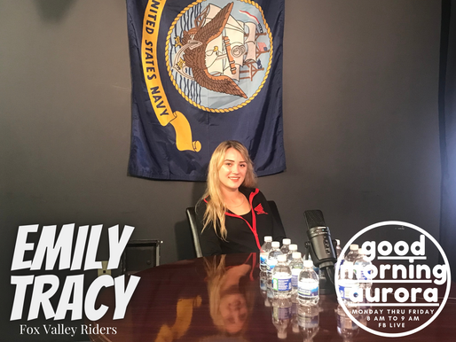Thursday | 07/22/2021 | Live News & Aurora Updates w/ Special Guest Emily Tracy