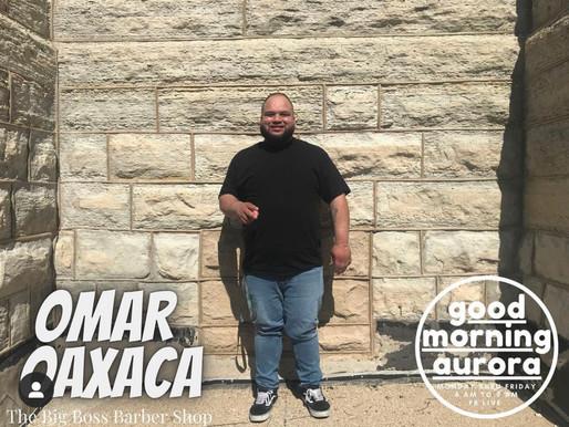 Friday | 5/14/2021 | The Freshest Cuts: Mr. Omar Oaxaca On Good Morning Aurora
