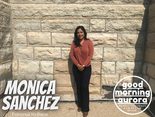 Tuesday | 5/25/2021 | Entrepreneurship & Life: Universal Wellness & Monica Sanchez On GMA