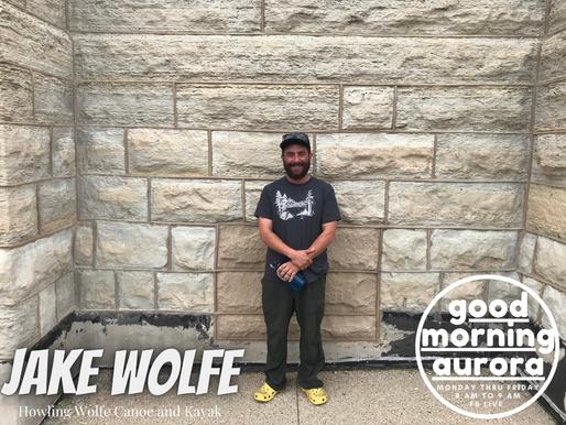 Monday | 7/19/2021 | Adventure Tourism w/ Jake Wolfe: Howling Wolfe Canoe & Kayak On GMA