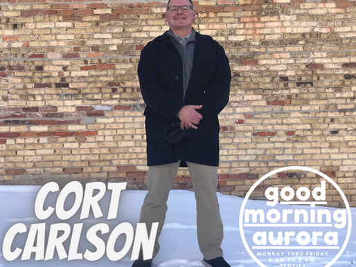 Friday | 1/29/2021 | The Aurora Area CVB & Cort Carlson (Enjoy Aurora!) On Good Morning Aurora