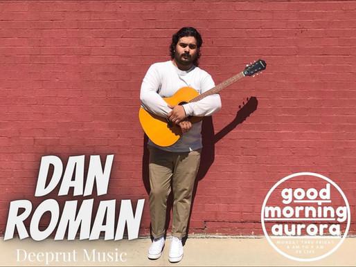 Monday | 5/3/2021 | Special Musical Guest: Deeprut Music (Mr. Dan Roman) On GMA