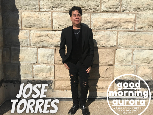 Thursday | 3/4/2021 | Glamour, Style, Culture y La Vida: A Conversation w/ Jose Torres