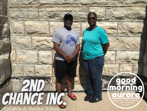 Friday | 6/4/2021 | The Power Of A 2nd Chance: Marilyn & Calvin Wilson On GMA