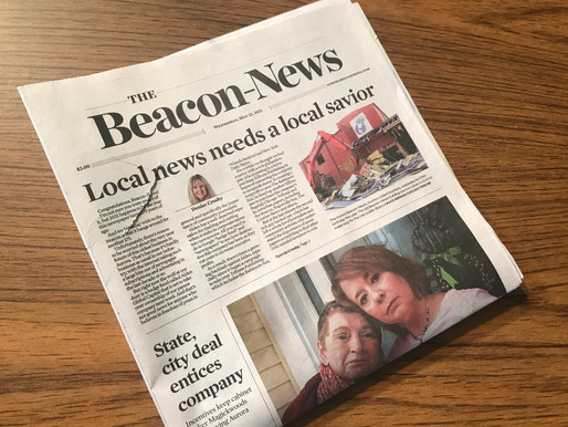 Operation: Save The Local News