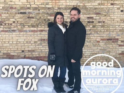 Thursday | 2/11/2021 | Small Business Support & Spots On The Fox (Ana & Kiel Interview)