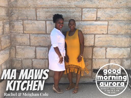 Wednesday | 6/9/2021 | Faith, Family & Soul Food: Ma Maw's Kitchen On GMA