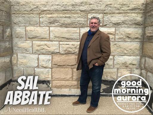 Monday | 5/10/2021 | Health Insurance & You! Mr. Sal Abbate On GMA