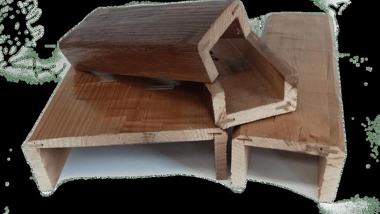 Vigas de madera falsas with vigas de madera falsas - Vigas de madera huecas ...