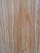 Vigas huecas de madera, color natural.jp