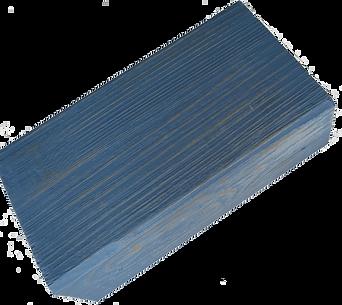 Vigas hueca de madera azul tiza.png