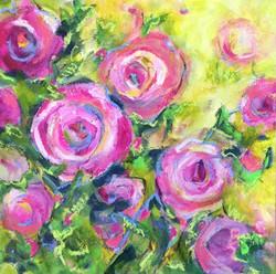 Sunny Roses