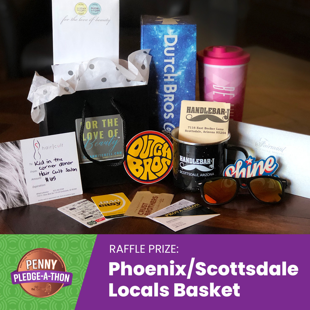 Phoenix / Scottsdale Locals Basket