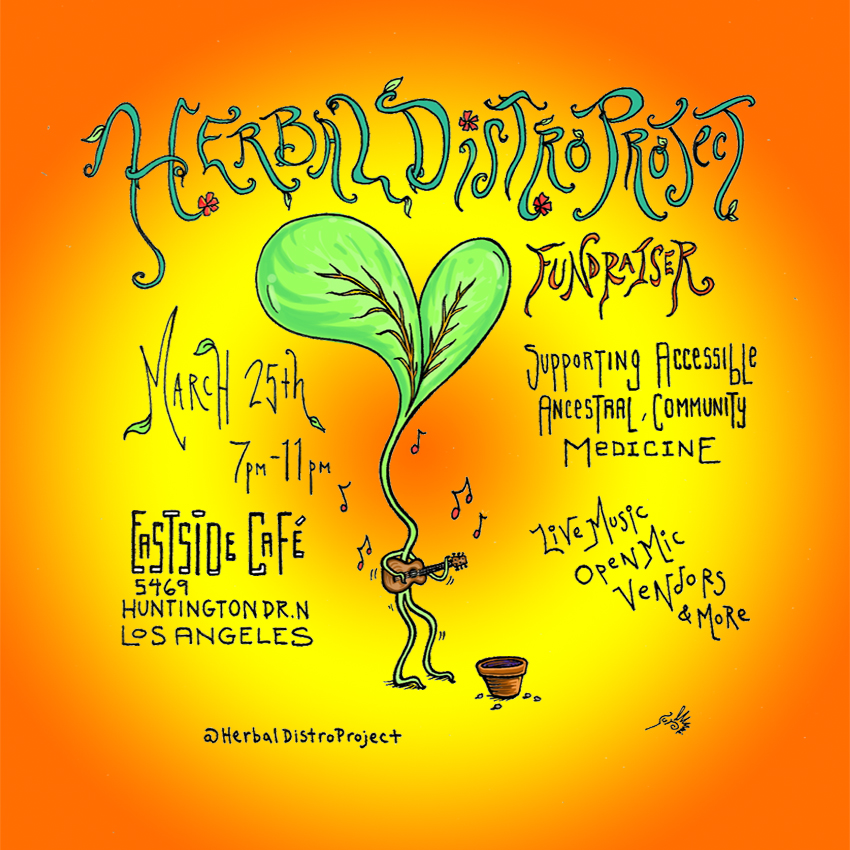 herbal distro project
