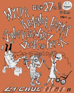 Oct 27 Freek Poster WOM