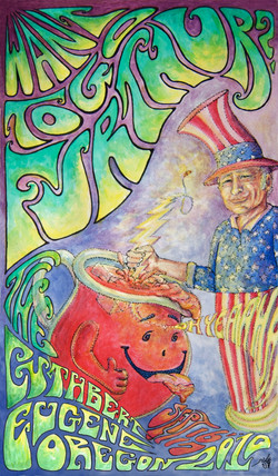 Kesey Poster