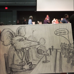 Mouse on the GD panel