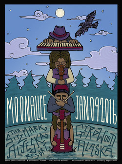 Moonalice Poster (4 Sale)