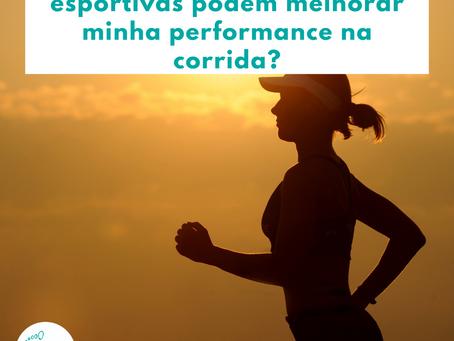 As palmilhas posturais esportivas podem melhorar minha performance na corrida?