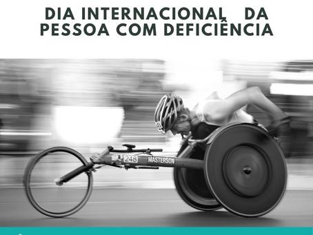 Dia Internacional da Pessoas com Deficiência
