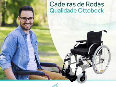 Cadeira de rodas sob medida