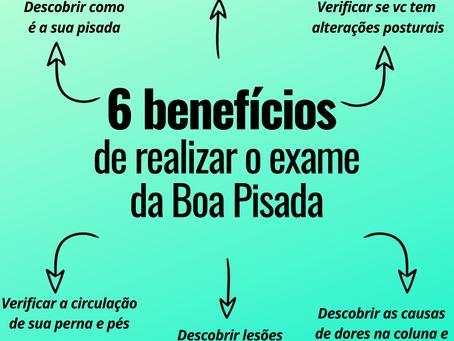 6 Benefícios de realizar o exame da Boa Pisada