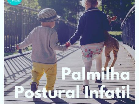 Palmilhas Posturais Infantis