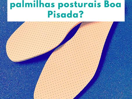 ❓ Quanto tempo dura a palmilha postural Boa Pisada?