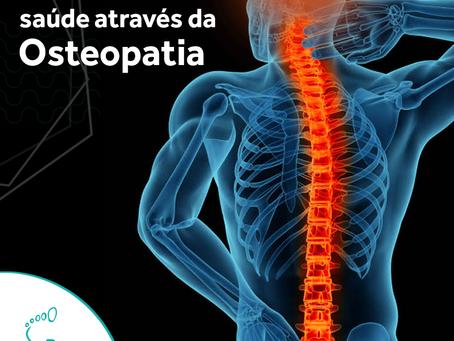 Melhore a dor de cabeça com osteopatia
