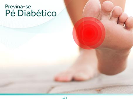 Como cuidar do pé diabético.