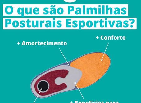 O que são Palmilhas Posturais Esportivas?