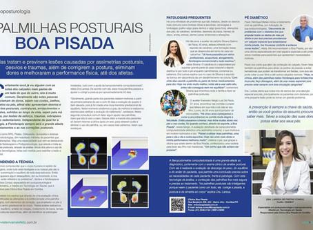 Boa Pisada na Revista Viva+feliz
