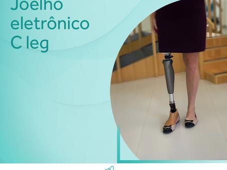 Joelho Eletrônico C-Leg